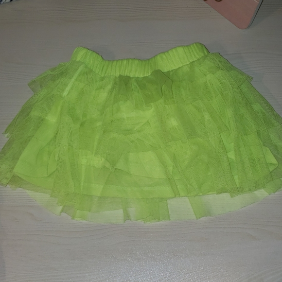 Circo Other - Neon Yellow skirt